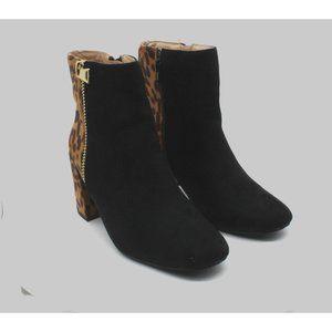 Journee Collection Sarah Booties Women's Shoes